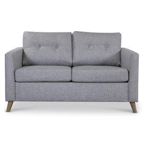 Weekend 2-sits soffa - Ljusgrå