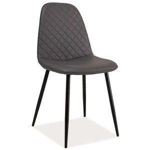 Hana stol - Grå/svart