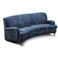 Howard Luxor Club svängd 4-sits soffa - Valfri färg