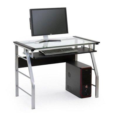 Harper skrivbord - svart