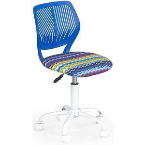 Tatum skrivbordsstol - Blå