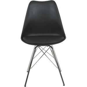 Sollefteå stol - Svart