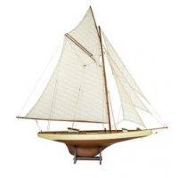 Modellbåt Columbia II segelbåt - Brun