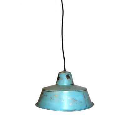 Arendal taklampa - Vintage blå