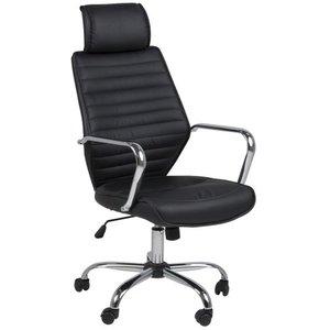 Knoxville skrivbordsstol - Svart