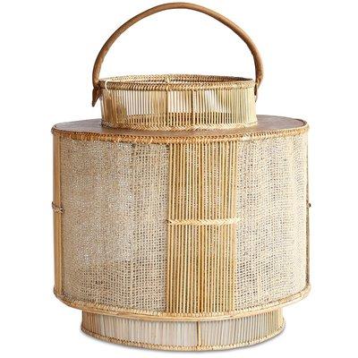 Royal lanterna ljuslykta - Skinnhandtag