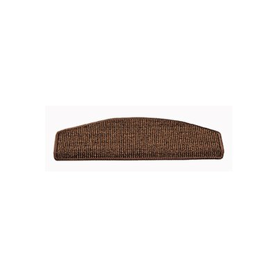 Trappmatta - Manaus - Mörk brun - 25x65 cm