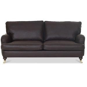 Howard Watford Deluxe 4-sits rak soffa - Old Vintage