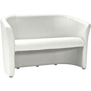Lilyanna 2-sits soffa - Vit