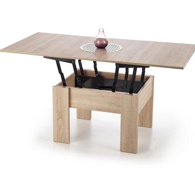 Serafin soffbord utdragbart 80-160 cm - Sonoma ek