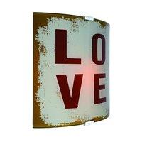 Love Vägglampa