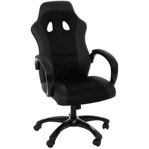 Gamingstol F430 skrivbordsstol - Svart