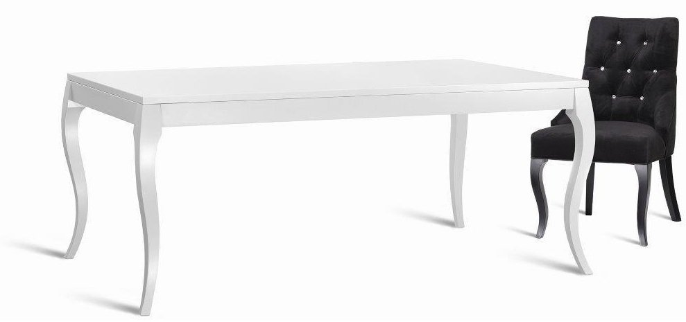 Skagen matbord 180 cm Vitbrunoljad ek 5290 kr Trendrum.se