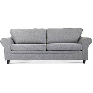Katja 3-sits soffa - Ljusgrå