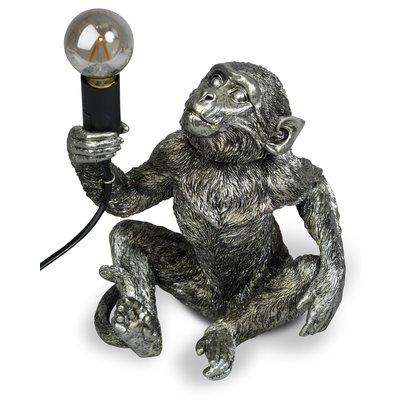Monkey Bordslampa H23 - Silver