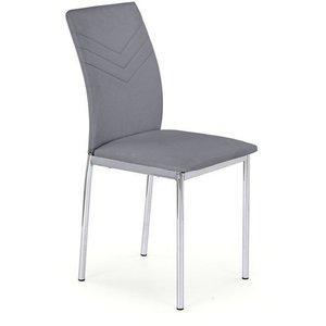 Stol Penny - Grå/krom