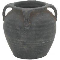 Hermes kruka - Grå keramik