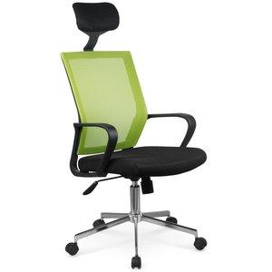 Frankie kontorsstol - Grön/svart