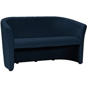 Charity 3-sits soffa - Marinblå