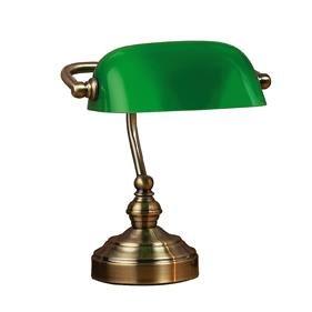 Bankers Bordslampa - 25 Oxide/Grön & 790.00