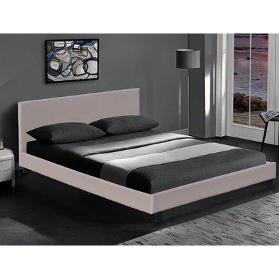 Erland säng - Cappucino