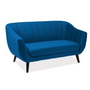 Rollo soffa - Blå