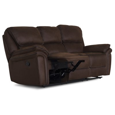 Cinema reclinersoffa 3-sits - Brun