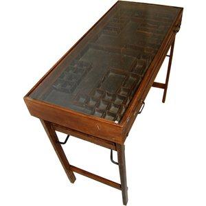 Deventer avlastningsbord - Vintage trä