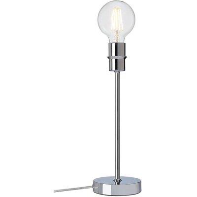 Converto bordslampa - Krom