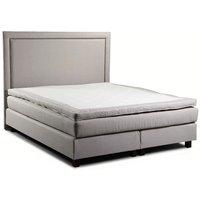 Borneo sänggavel med nitar - Välj storlek och färg