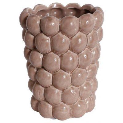 Vas Big Bouble H20 cm - Rosa