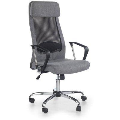 Cazandra skrivbordsstol - Svart/grå
