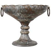 Fenix prydnadsskål Large - Galvaniserad metall
