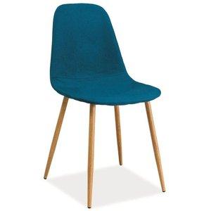 Rebekah stol - Blå
