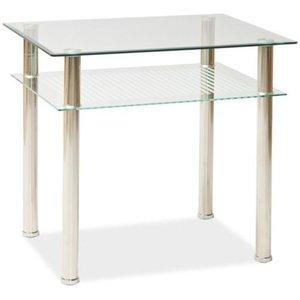 Matbord Ektorp 100 cm - Krom