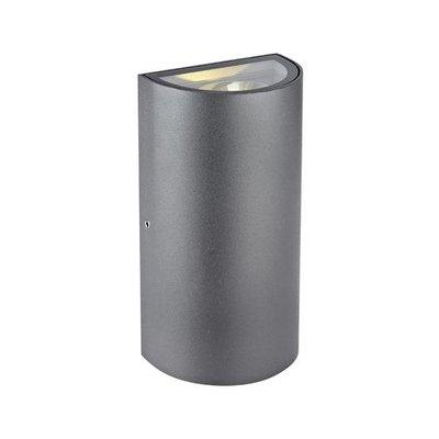 Lyra Vägglampa 2 - Mörkgrå