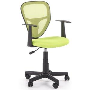 Ingolf skrivbordsstol för barn - Grön/svart