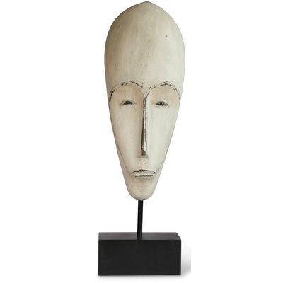 Rouge prydnad - Mask 83 cm