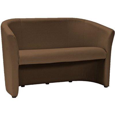 Lilyanna 2-sits soffa - Ljusbrun