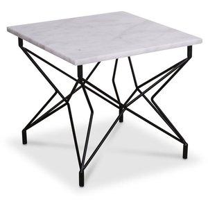 Cliff soffbord - Vit/svart