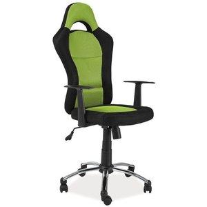 Kontorsstol Leanna - Grön/svart
