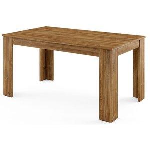 Deloris matbord 160-200 cm - Ek