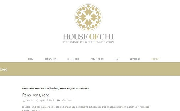 House of Chi