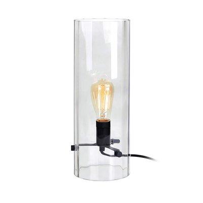 Classy bordslampa - Klarglas