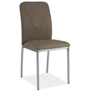 Whitney stol - Mörkbeige