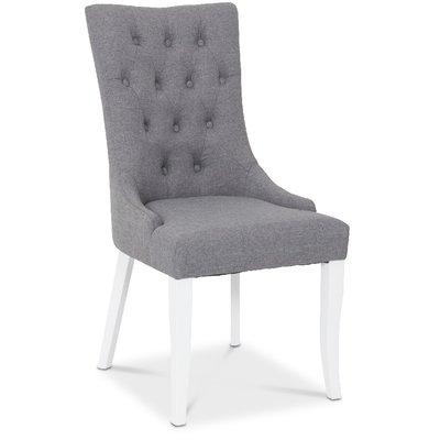 Tuva Denise stol - Grå
