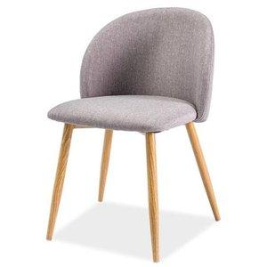 Baylee stol - Grå