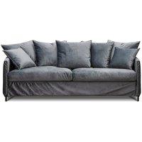 Floss lounge 3-sits soffa - Valfri färg