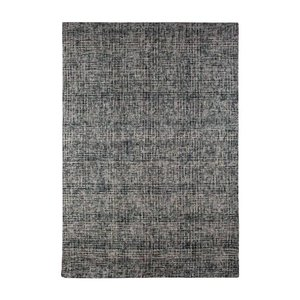 Handgjord matta Fausto - Grå