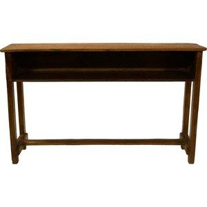 Bolsward skrivbord - Vintage trä
